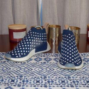 """EUC Adidas BOOST """"Ronin"""" sock fit"""